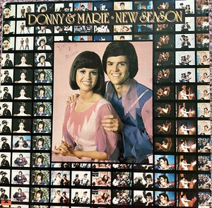"Donny & Marie ""New Season"" Vinyl Album $10 for Sale in Ringgold, GA"