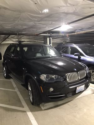 2008 BMW X5 4.8 Liter Premium Sport Package 87k miles for Sale in Seattle, WA