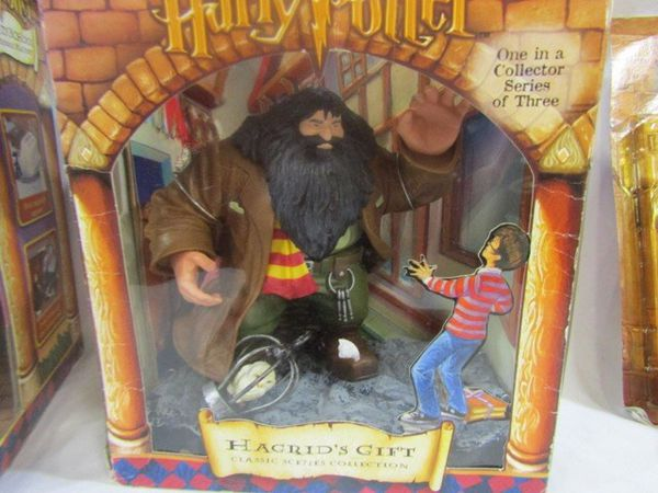Hagrids gift Harry Potter Collectable