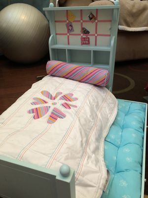 American Girl Doll Trundle Bed for Sale in Gallatin, TN