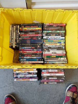 Dvd's for Sale in Seattle, WA