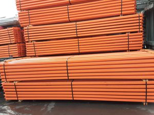Pallet Racks Uprights Load beams Wire mesh for Sale in Los Angeles, CA