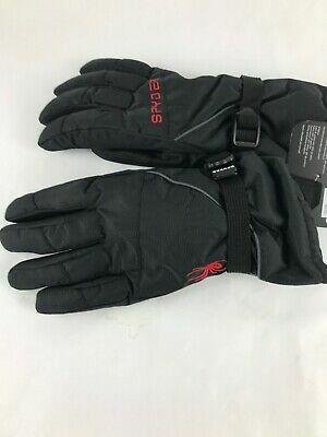 Brand New Spyder ski gloves L/XL Black for Sale in Fort Washington, MD