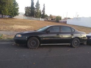 For parts 2004 chevy impala for Sale in Stockton, CA