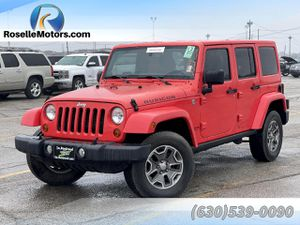 2013 Jeep Wrangler Unlimited for Sale in Roselle, IL