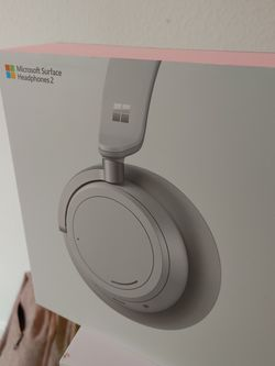 Surface Headphones 2 (Like New, Amazing Sound quality) for Sale in Falls Church,  VA