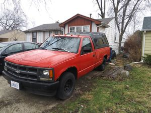 1992 Chevy Cheyenne 1500 WT for Sale in Aurora, IL