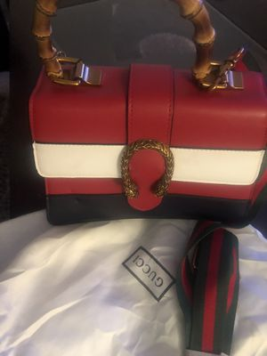 Gucci handle bag , the real real for Sale in Washington, DC