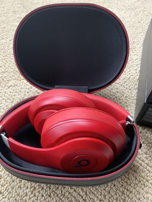 Red Studio Wireless Beats 3 for Sale in Kirkland, WA