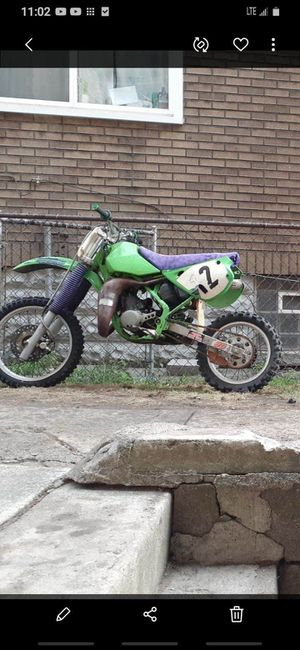 Kawasaki 80cc for Sale in Detroit, MI