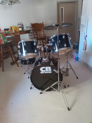 CB drums good drum set for Sale in Greenville, SC