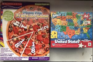 Educational game and puzzle for Sale in Westminster, CO