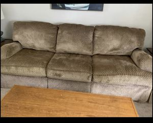 Couch, loveseat, sofa chair with ottoman for Sale in Seminole, FL