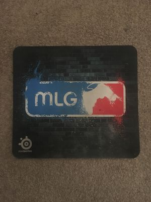 SteelSeries MLG Edition Oversized Gaming Mousepad for Sale in Buena Park, CA