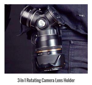 Frii design Nikon Triple Lens Holder for Sale in Chicago, IL