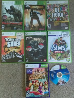 Xbox 360 games for Sale in Glen Burnie, MD
