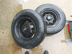2 jeep wrangler yj Wheels and tires for Sale in Old Hickory, TN