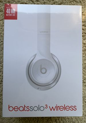 Beat Solo 3 Wireless for Sale in Carlsbad, CA