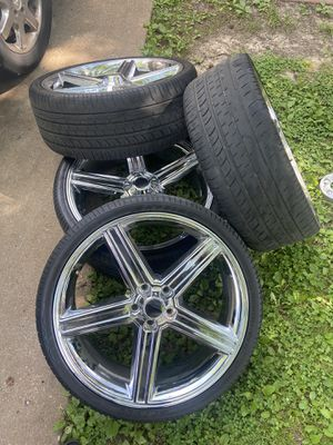 22 inch Iroc Rims for Sale in Jennings, MO