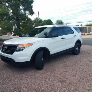 2015 Ford Explorer Police Interceptor 4dr SUV for Sale in Phoenix, AZ