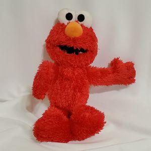 "Sesame Street Soft Fuzzy Elmo 10"" Approx. Plush Stuffed Animal Toy for Sale in Brookfield, IL"