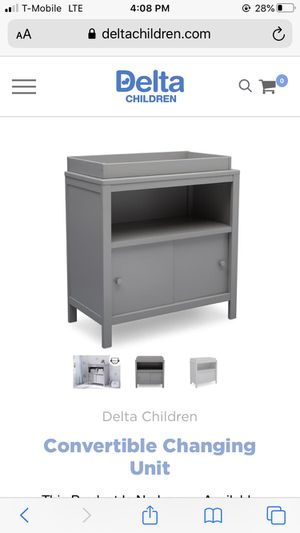 Deltra Changing Table for Sale in Edgewater, NJ