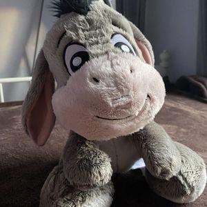 Cute Disney Stuffed Animal - Eeyore for Sale in Woodland Park, NJ