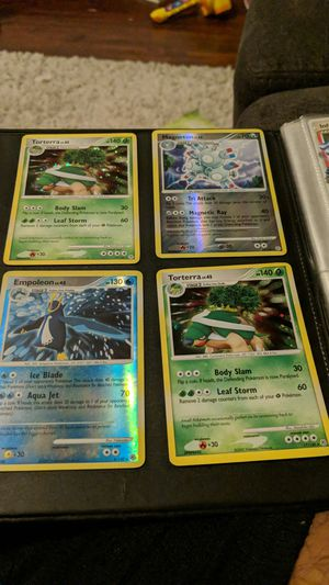 Collectable Pokemon cards for Sale in Sacramento, CA