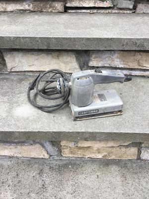 Craftsman finish sander for Sale in Concord, MA