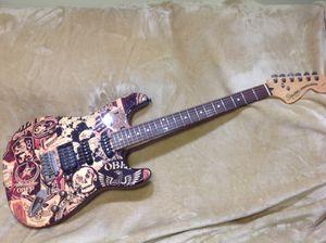 Obey Fender Squier Propaganda Fairey Art Guitar Graphic Design for Sale in Lake Worth, FL