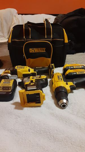 DeWalt 20v 6 pc set for Sale in Springfield, MO
