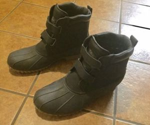 Men Rain Boots- size: 13W for Sale in San Antonio, TX