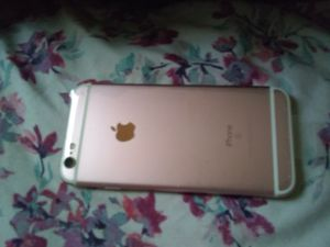 Refurbished Like New Factory Unlocked Apple iPhone 6S 64gb Rose Gold / Clean iCloud / Any Carrier / Tmobile / Att / Cricket / Boost / Unlocked! for Sale in Queens, NY
