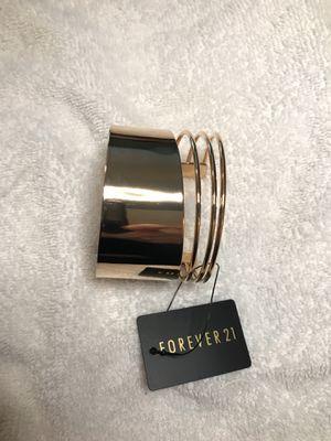 Forever 21 Bracelet for Sale in Shepherdstown, WV