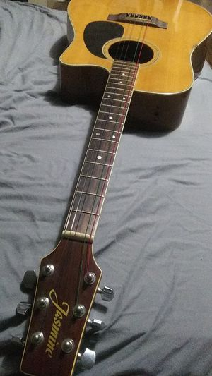 Jasmine acoustic guitar for Sale in Tunnel Hill, GA
