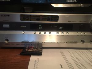 Onkyo ht r550 receiver for Sale in Washington, DC