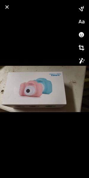 Kids digital camera for Sale in North Charleston, SC