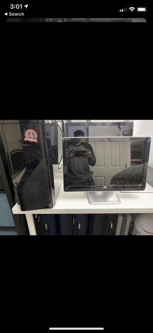 MSI gaming PC w/ monitor for Sale in Tukwila, WA