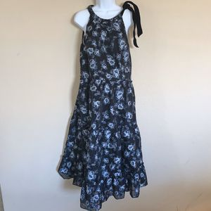 Kate Spade Prairie Rose Velvet Tie Dress size 12 for Sale in North Fort Myers, FL