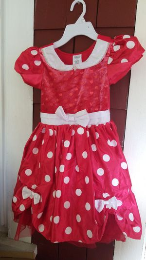 Minnie dress/costume for Sale in Wakefield, MA