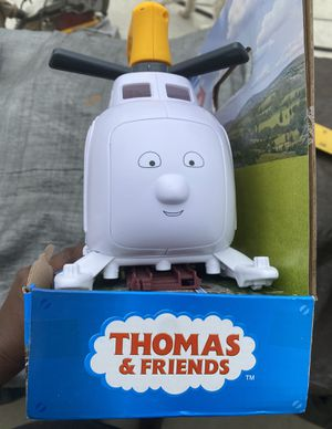 Thomas and friends track master press and spin herald helicopter for Sale in Lakewood, CA