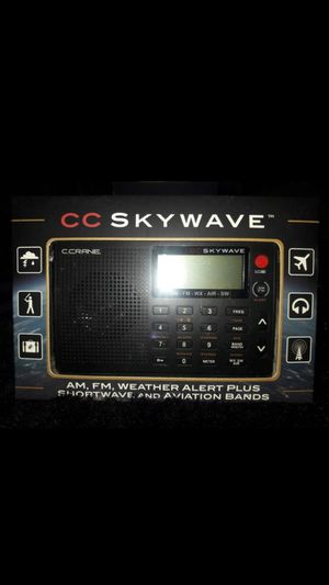 Used, Shortwave Portable Radio for Sale for sale  Oregon City, OR