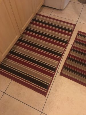 2 Kitchen Rugs for Sale in Safety Harbor, FL