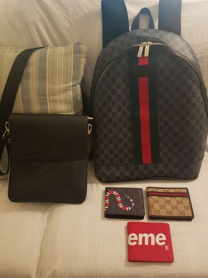 Backpacks, wallets, mens bags for Sale in New York, NY