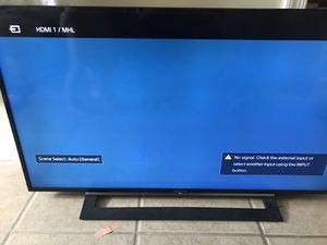 40 inch Sony tv for Sale in Westminster, MD