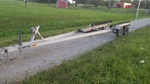 Aluminum boat trailer for Sale in Cable, OH
