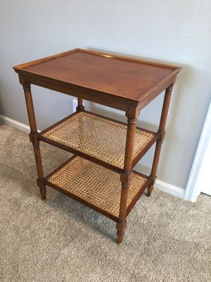Three tier table / shelf for Sale in Colorado Springs, CO