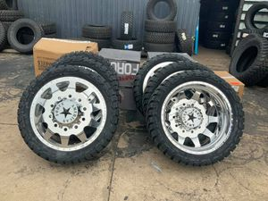 New And Used Dually Wheels For Sale In Baytown Tx Offerup