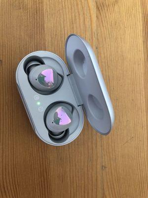 Samsung Galaxy Buds True Wireless Earbuds - Silver for Sale in Rosemead, CA