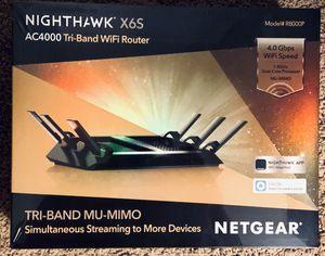 Netgear Nighthawk Router for Sale in Seattle, WA